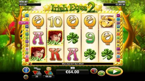Irish Eyes 2 review on Review Slots
