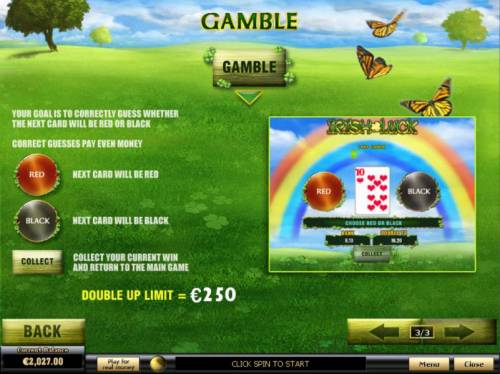 Irish Luck review on Review Slots