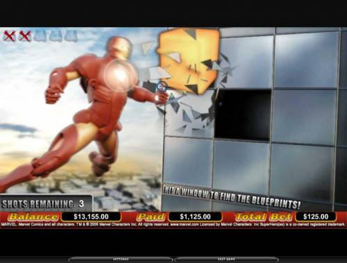 Iron Man review on Review Slots