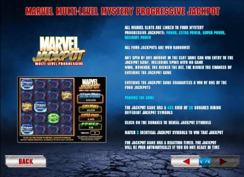 Iron Man 2 - 50 Lines Review Slots Marvel multi-level mystery progressive jackpot