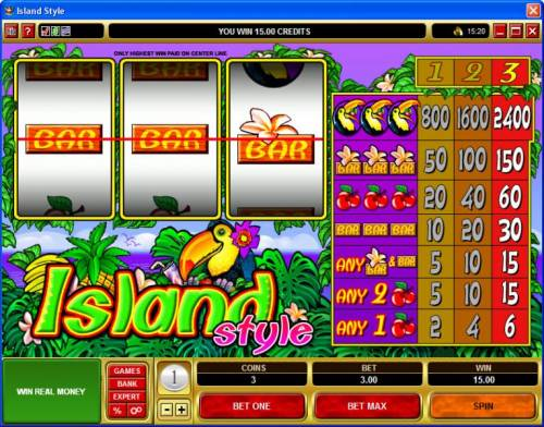 Island Style Review Slots