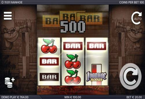 Ivanhoe review on Review Slots