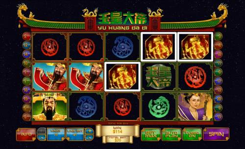 Jade Emperor Review Slots Multiple winning paylines