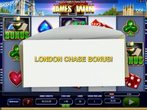 James Win review on Review Slots