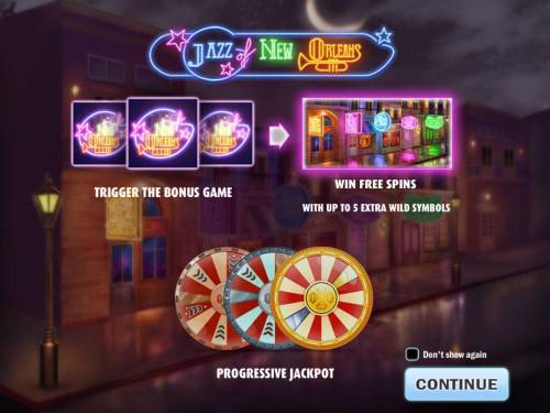 Jazz of New Orleans Review Slots Introduction