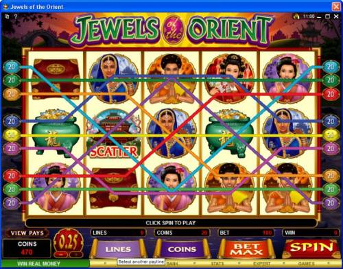 Jewels of the Orient review on Review Slots