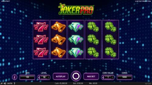 Joker Pro review on Review Slots