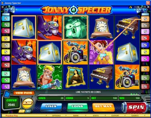 Jonny Specter review on Review Slots