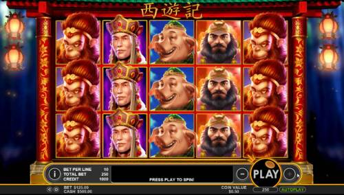 Journey to the West review on Review Slots