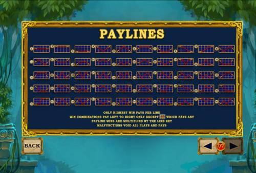 Jungle Giants Review Slots Paylines 1-50