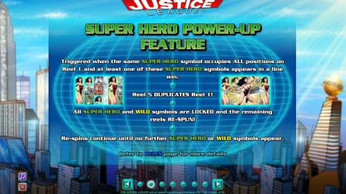 Justice League review on Review Slots