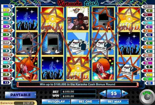 Karaoke Cash review on Review Slots