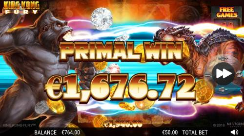King Kong Fury review on Review Slots