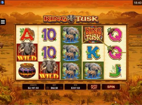 King Tusk review on Review Slots