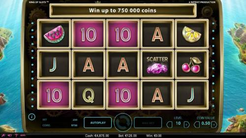 King of Slots review on Review Slots