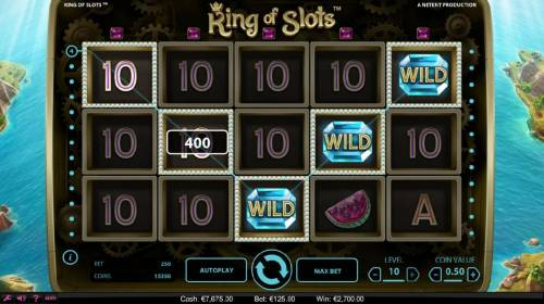 King of Slots Review Slots