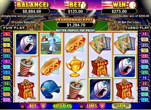 King of Swing review on Review Slots