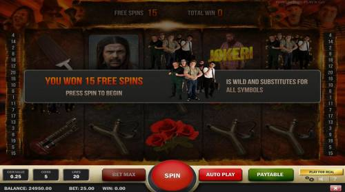 Kummeli Review Slots 15 Free Games awarded