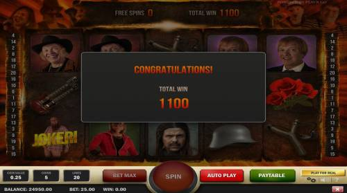 Kummeli Review Slots Total Free Games Payout 1100 Coins