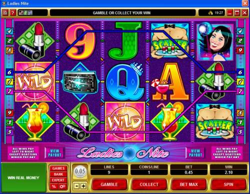 Ladies Nite Review Slots