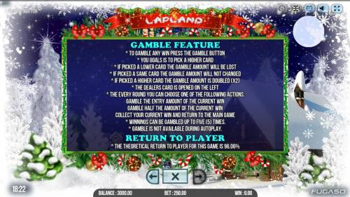 Lapland review on Review Slots