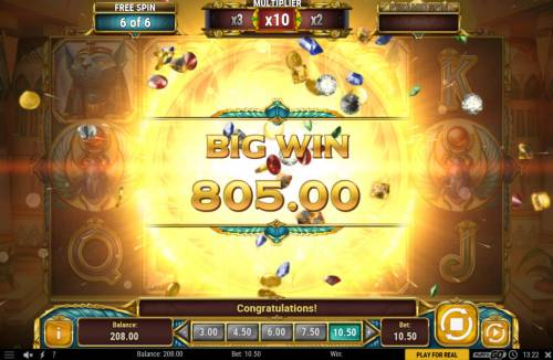 Legacy of Egypt Review Slots Big Win