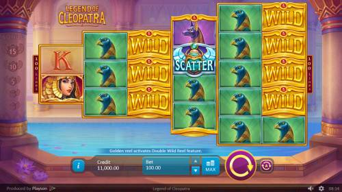 Legend of Cleopatra review on Review Slots