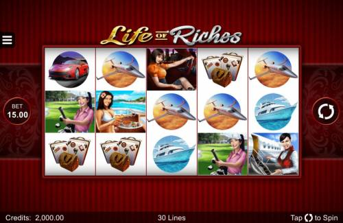 Life of Riches review on Review Slots