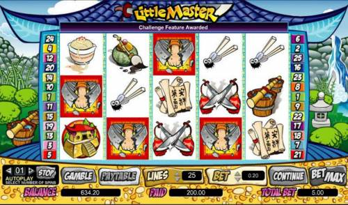 Little Master review on Review Slots