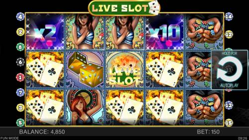 Live Slot review on Review Slots