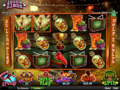 Lucha Libre review on Review Slots