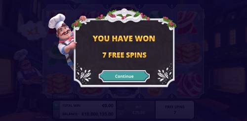 Lucky Bakery Review Slots 7 Free Spins Awarded