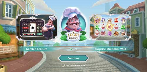 Lucky Bakery Review Slots Introduction