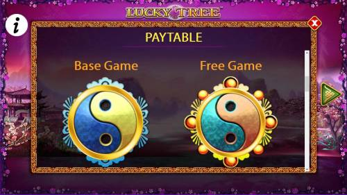 Lucky Tree Review Slots Base game and Free Game Wild Symbols
