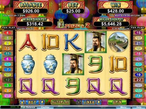 Lucky 8 review on Review Slots
