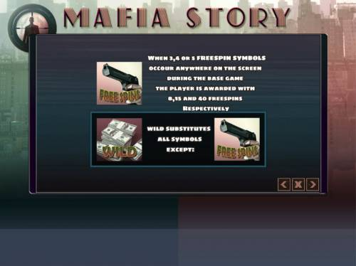 Mafia Story Review Slots Free Spins Rules