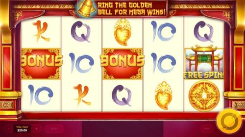 Magic Gate Review Slots Free Spins feature triggered.