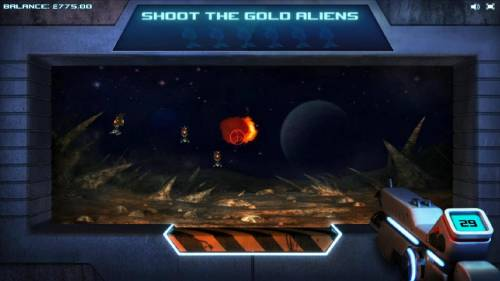 Marines Review Slots shoot the gold aliens to earn prize awards