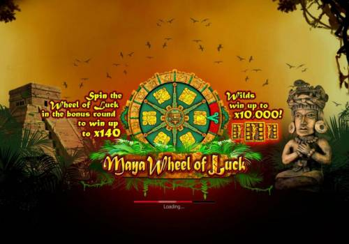Maya Wheel of Luck Review Slots Spin the Wheel of Luck in the bons round to win up to x140. Wilds win up to x10,000
