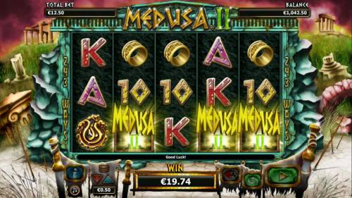 Medusa II review on Review Slots