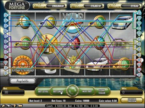 Mega Fortune Review Slots Mega Fortune Slot Game 25 bet lines