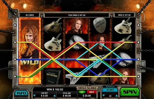 Megadeth review on Review Slots