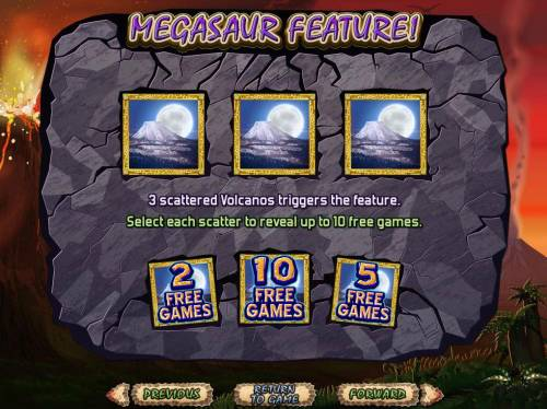 Megasaur review on Review Slots
