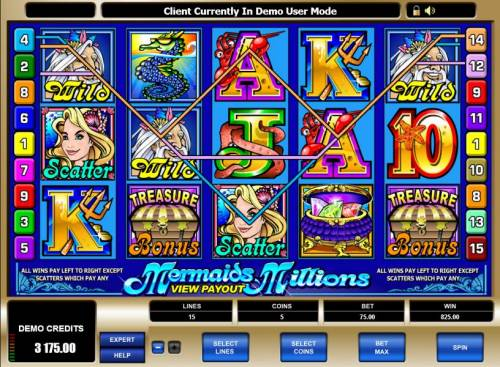 Mermaids Millions review on Review Slots
