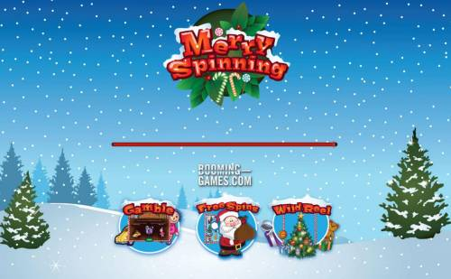 Merry Spinning Review Slots Introduction