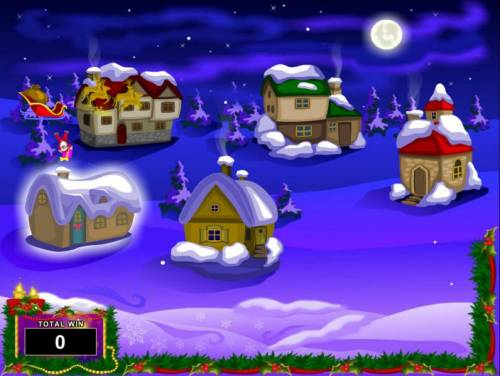 Merry Bells Review Slots Santa will fly over the house you select and Santa will go down the chimney to stuff your stocking.
