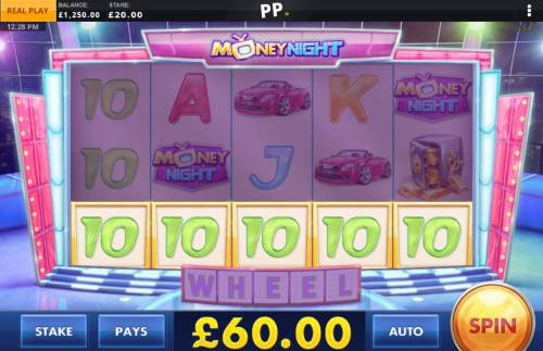 Money Night Review Slots Five of a Kind