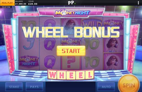 Money Night Review Slots Bonus feature triggered