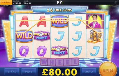 Money Night Review Slots Multiple winning paylines