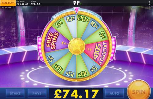 Money Night Review Slots Spin the wheel to win a pirze